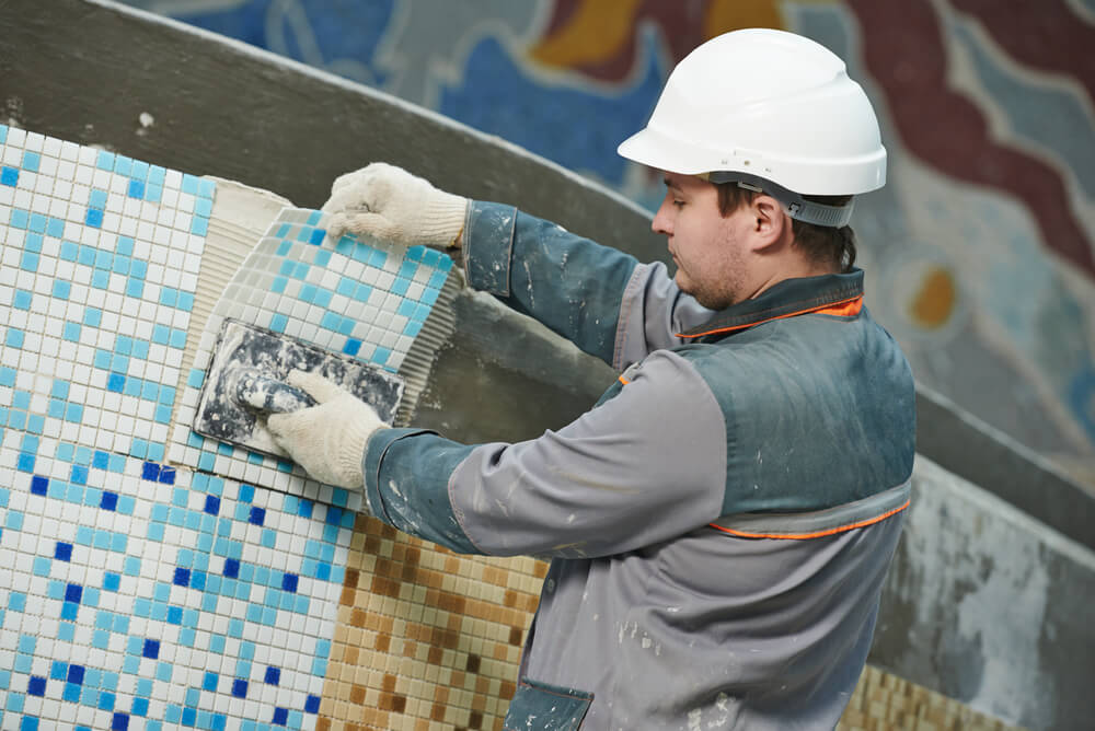 How Mosaic Tiles Are Installed